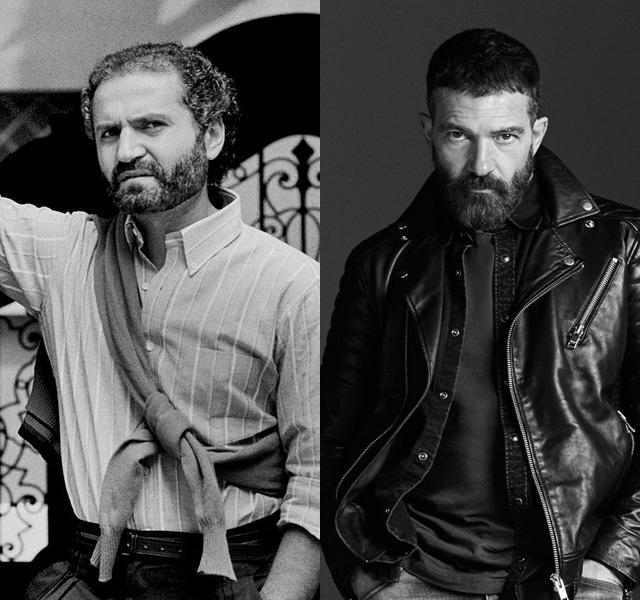 Antonio Banderas Perankan Gianni Versace