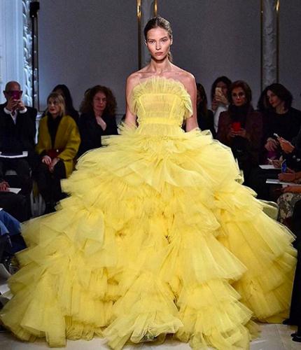 Gaun Pernikahan yang Terinspirasi oleh Karakter Belle