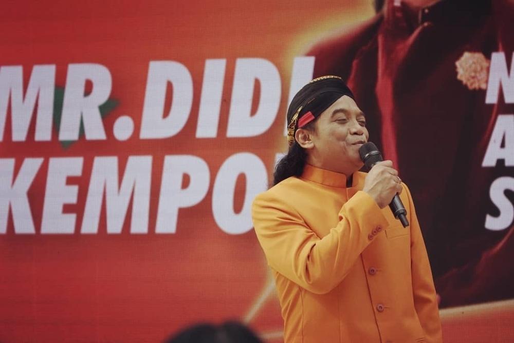 Penyanyi Campursari Didi Kempot Meninggal Dunia
