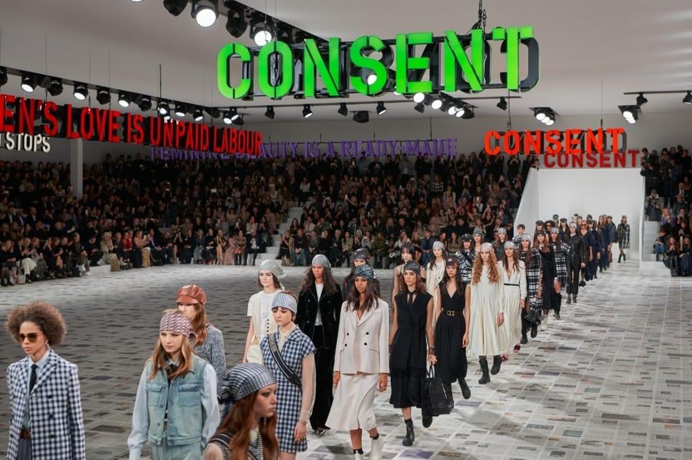 Pesan Pemberdayaan Perempuan dari Dior dan UNESCO