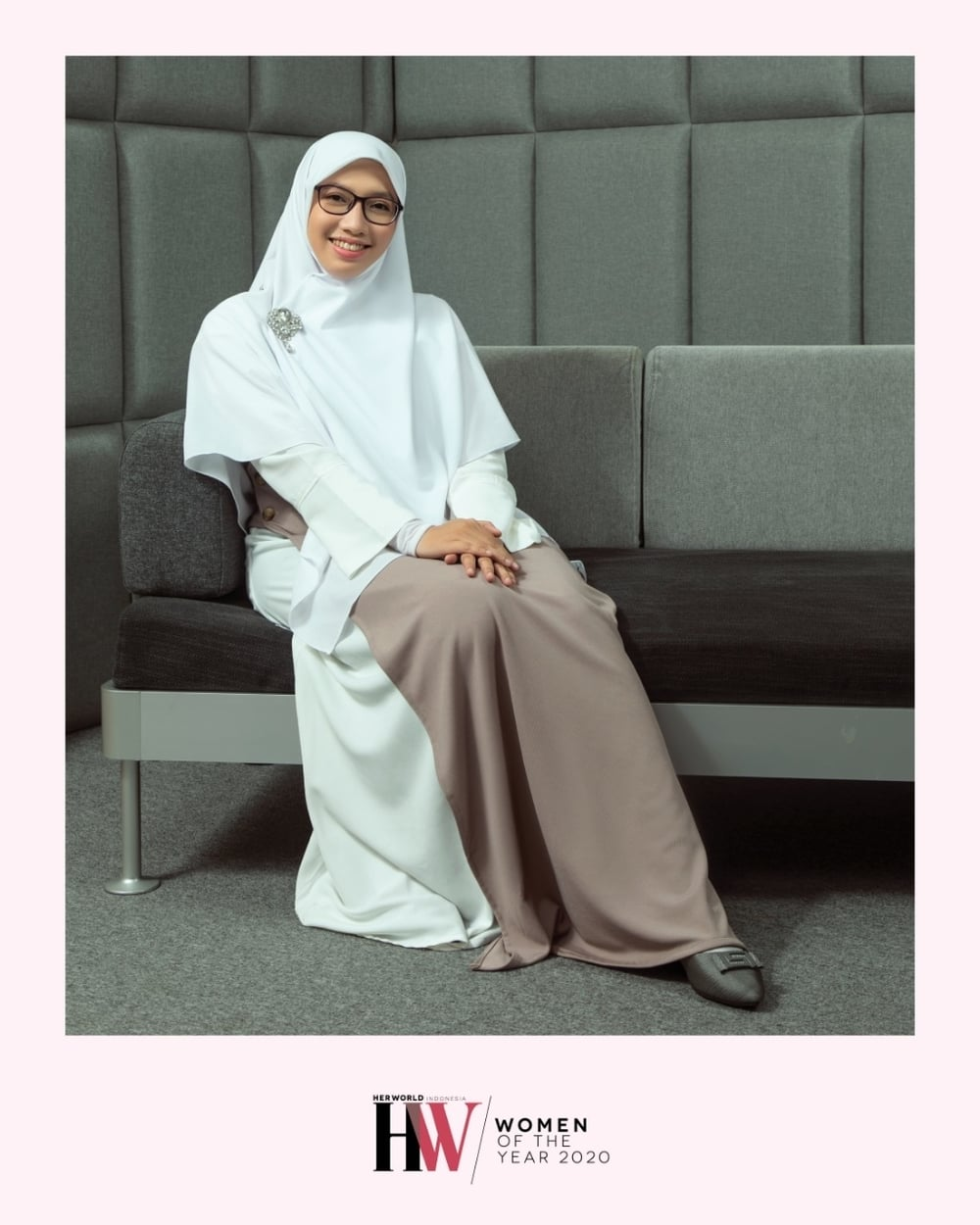 WOTY 2020: Cerita Dewi Nur Aisyah Saat Tangani Covid-19