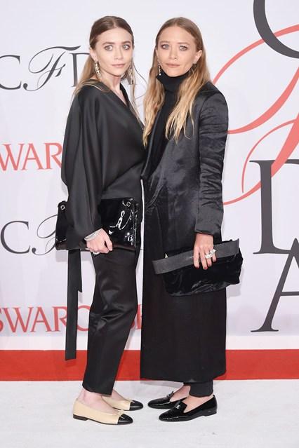 Penghargaan untuk Mary Kate dan Ashley Olsen