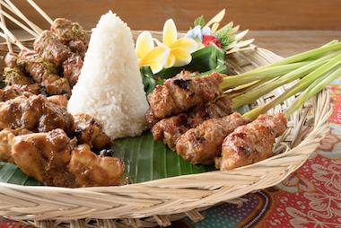 Resep Nasi Campur Ayam Bali