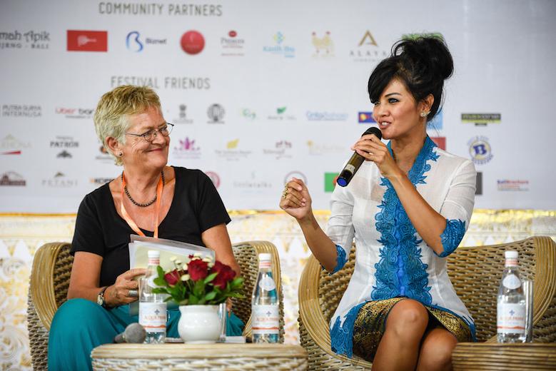 UFF17 Kuliner Indonesia Harum di Mancanegara