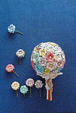 Ide Hand Bouquet untuk Pesta Pernikahan