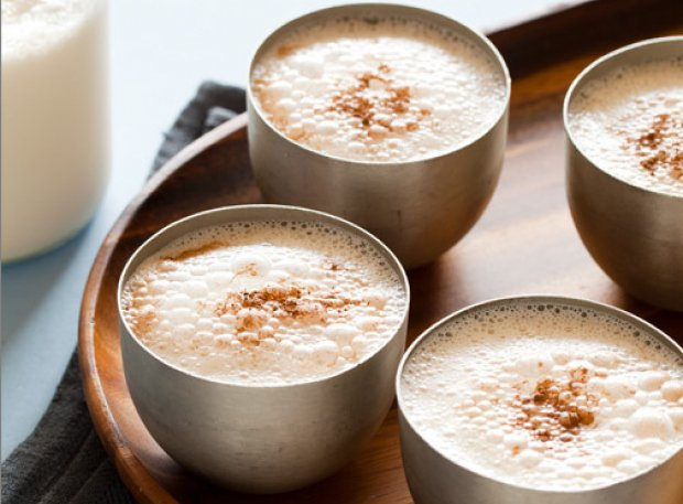 Resep Frozen Bourbon Milk Punch