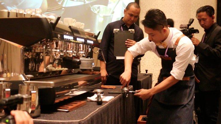 Indonesia Mendapat Tempat di Kompetisi Barista Internasional