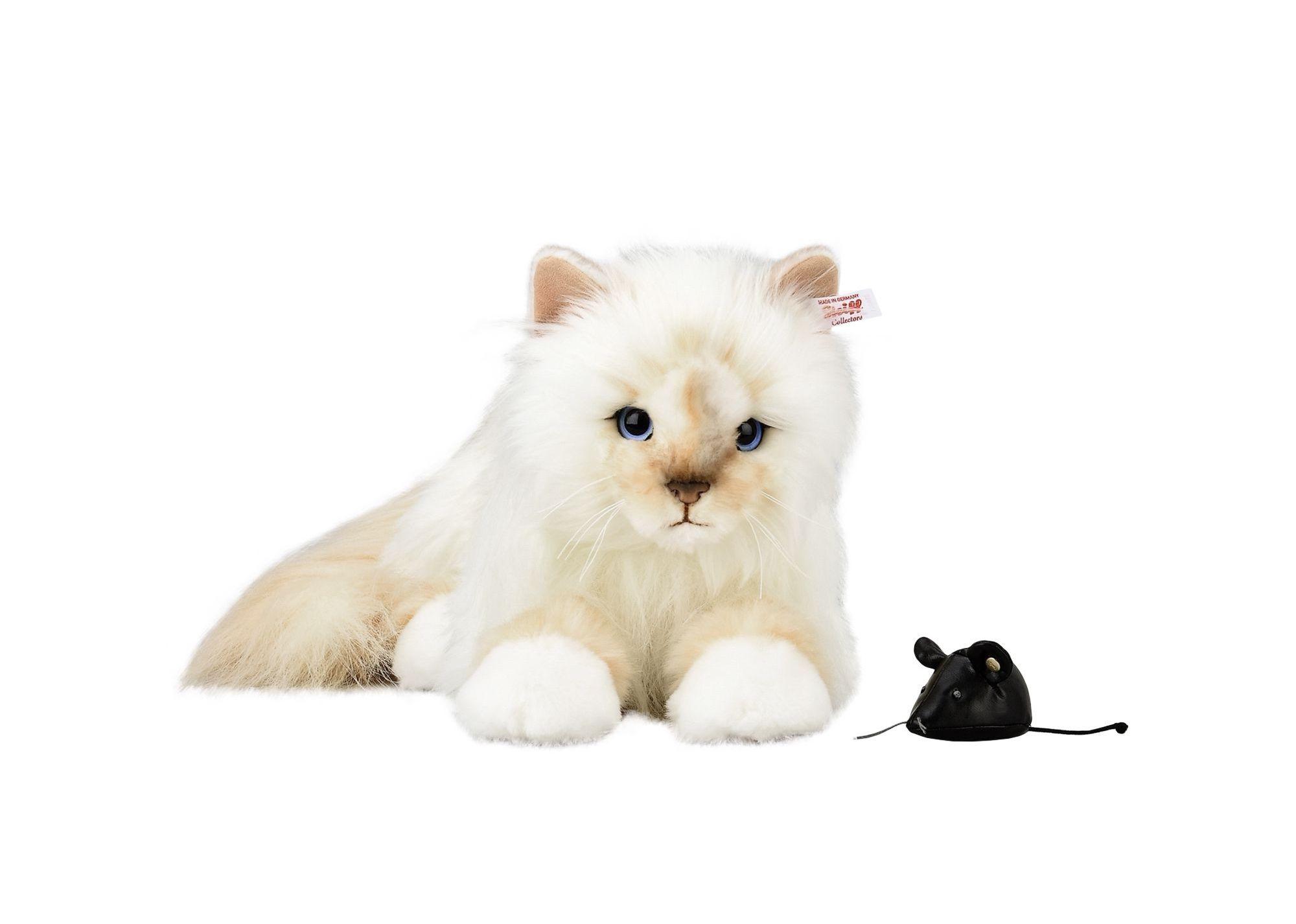 Kucing Karl Lagerfeld Hadir Dalam Bentuk Boneka