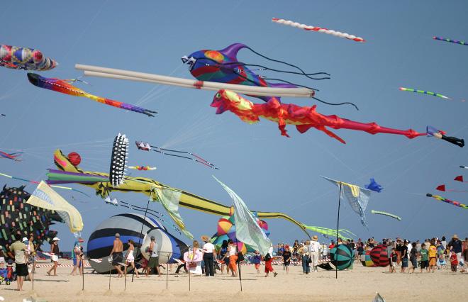 Acara Bali Kite Festival Kembali Diselenggarakan