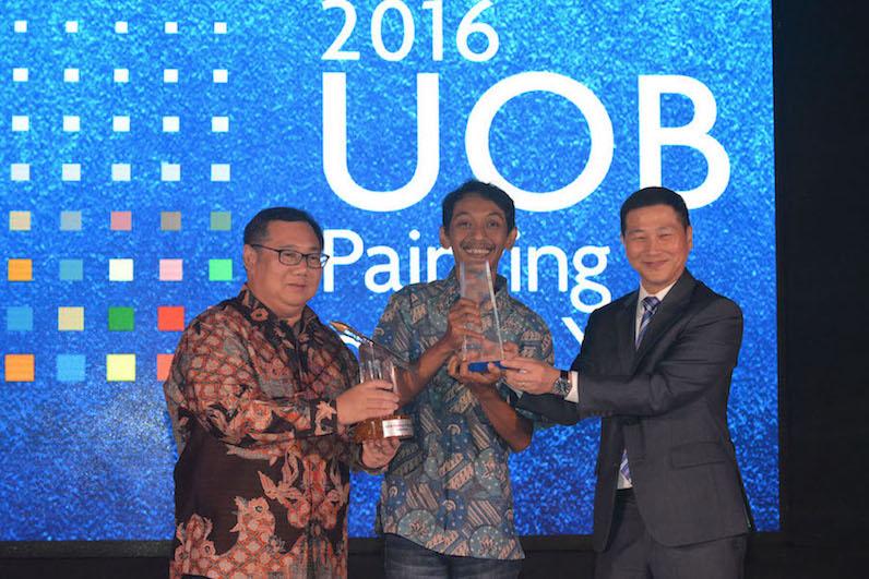 Pemenang Lukisan Terbaik 2016 dari UOB Indonesia