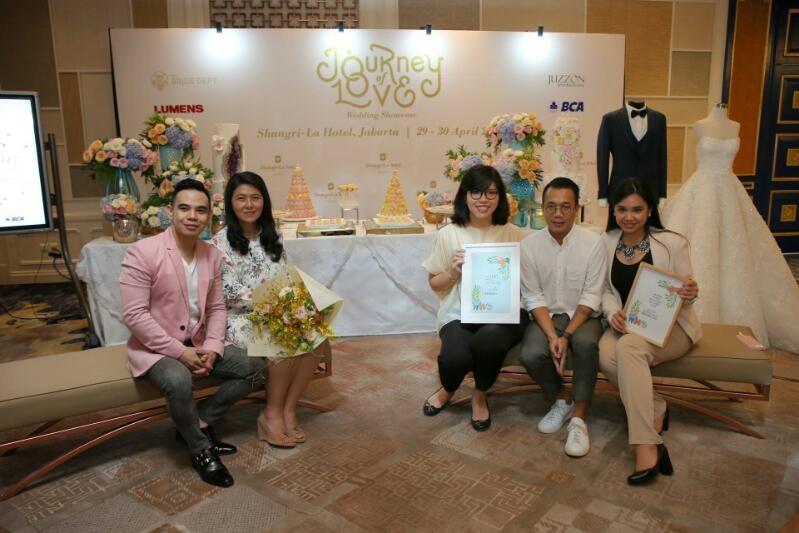 Shangri-La Hotel Segera Adakan Pameran Journey of Love