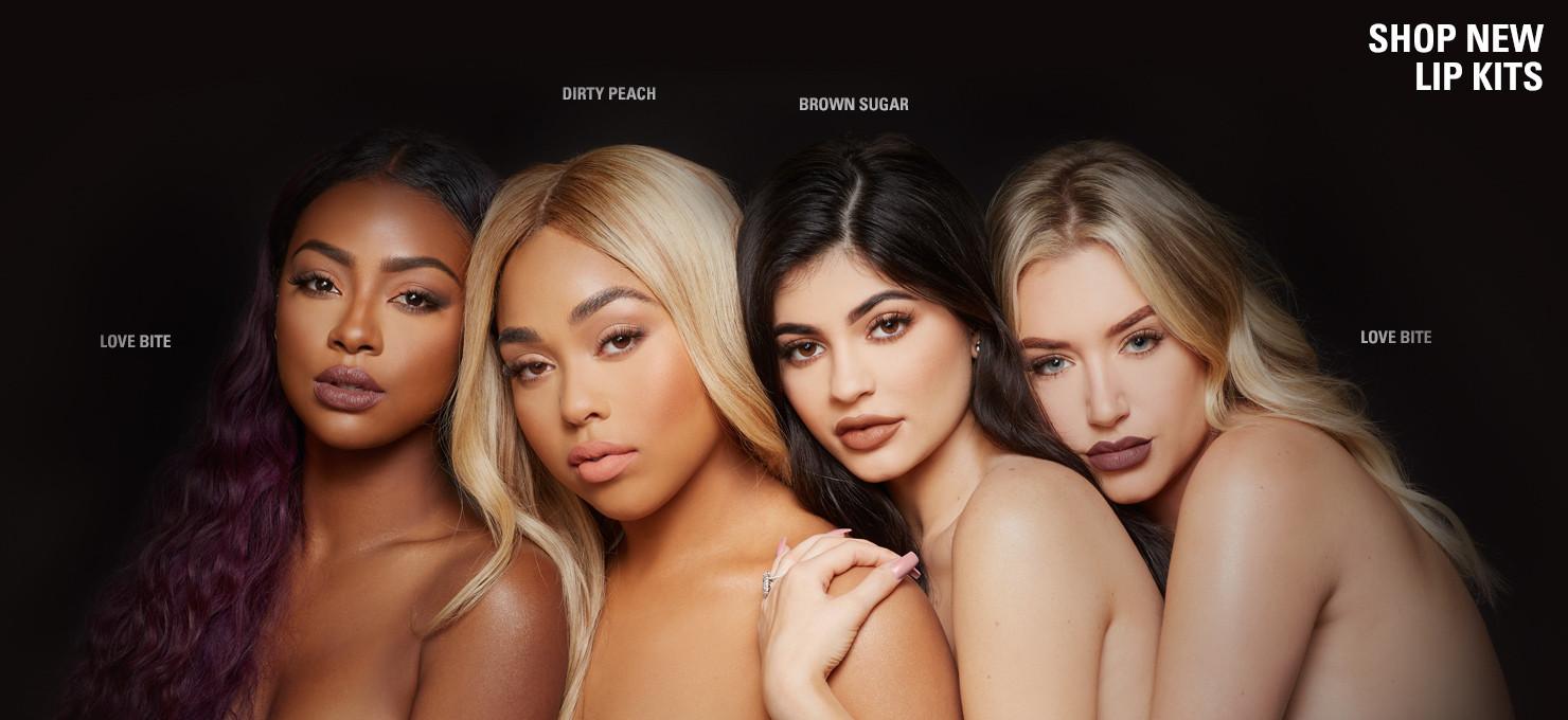 Kylie Jenner Luncurkan 3 Lip Kit Baru
