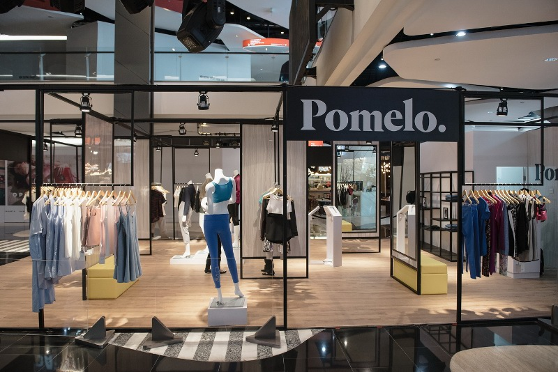 Pomelo Fashion Buka Toko Pop Up Pertamanya