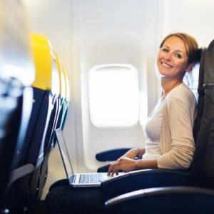 Mudahnya Stretching di Pesawat