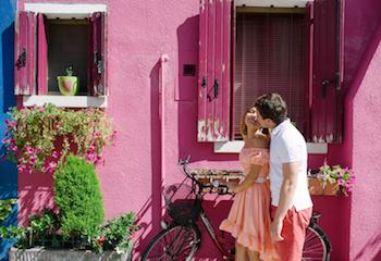 Lokasi Foto Prewed Terbaik di Venesia