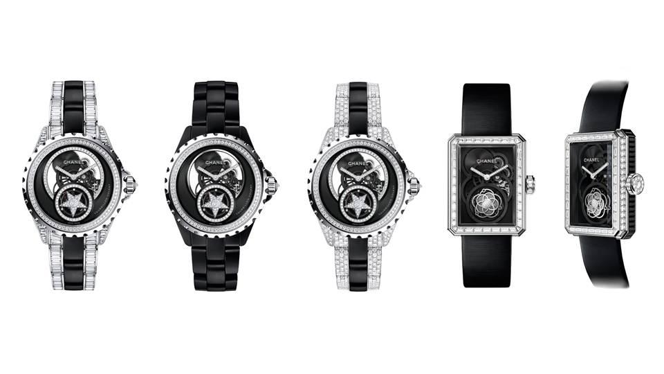 Kemewahan Elegan dari Koleksi Jam Tangan Chanel