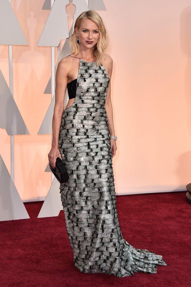 We Love: Naomi Watts Academy Awards 2015 Red Carpet