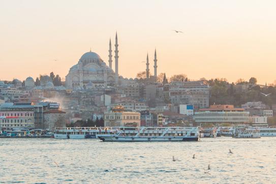 Tempat Seru yang Dapat Anda Kunjungi di Istanbul, Turki