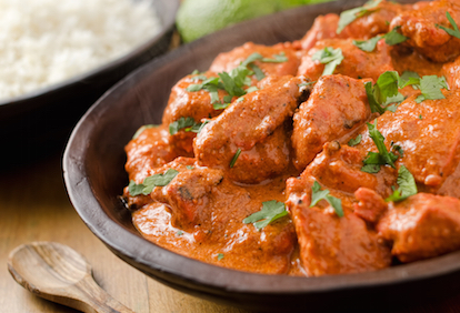 Resep Butter Chicken Ayam Khas India yang Sehat