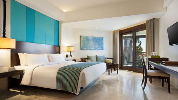 Berlibur di Holiday Inn Resort Bali Benoa