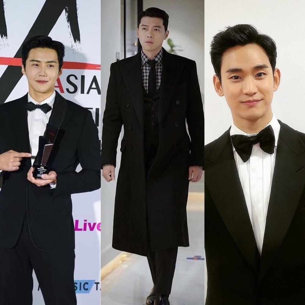 6 Aktor Korea Paling Popular 2020