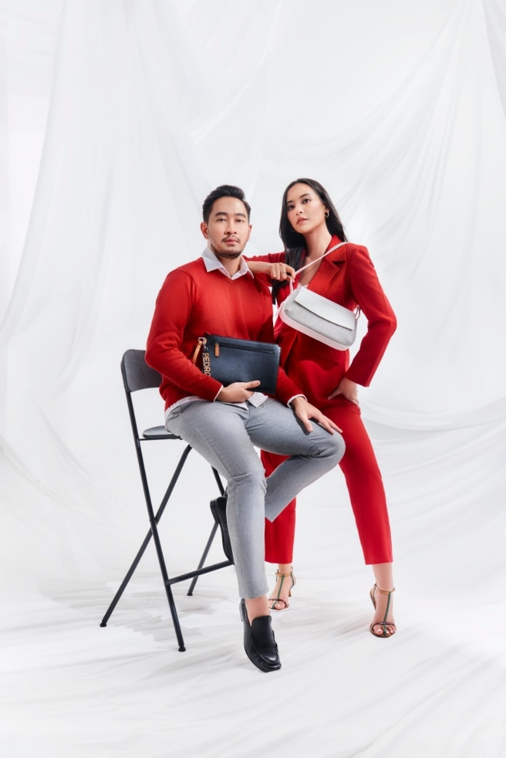 Ide Gaya Kemerdekaan Dari Elvira Devinamira & Ritchie Ismail
