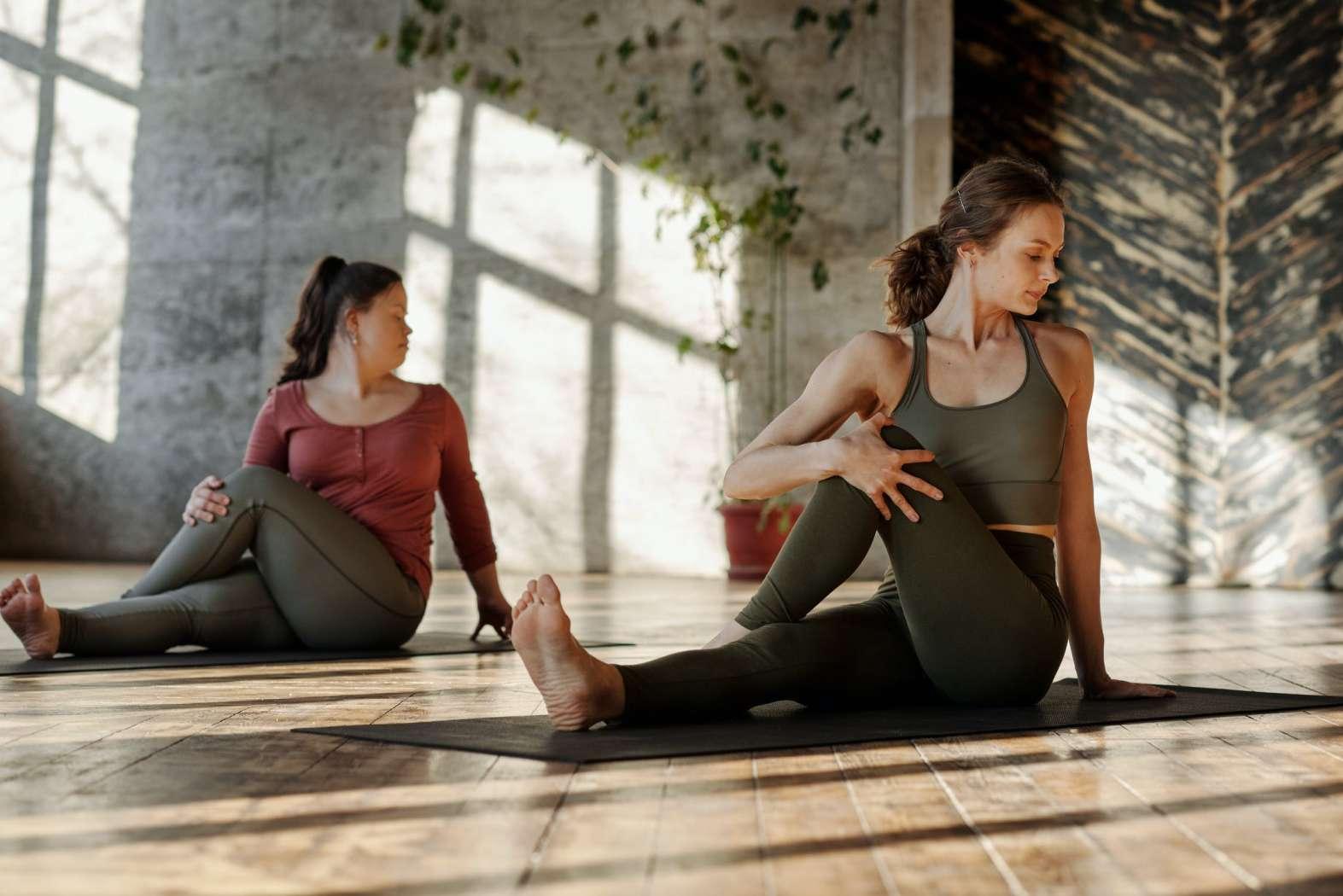 Nyeri Haid? Lakukan Pose Yoga Ini Untuk Meredakan Gejalanya