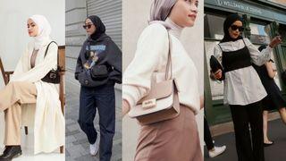 Gaya Busana Hijab ala Selebgram Untuk OOTD-mu