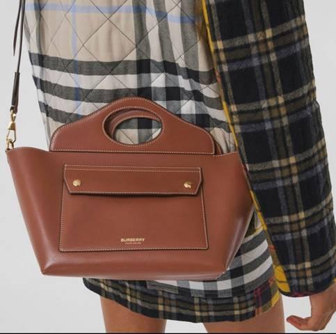 Wajib Punya: The Pocket Bag dari Burberry