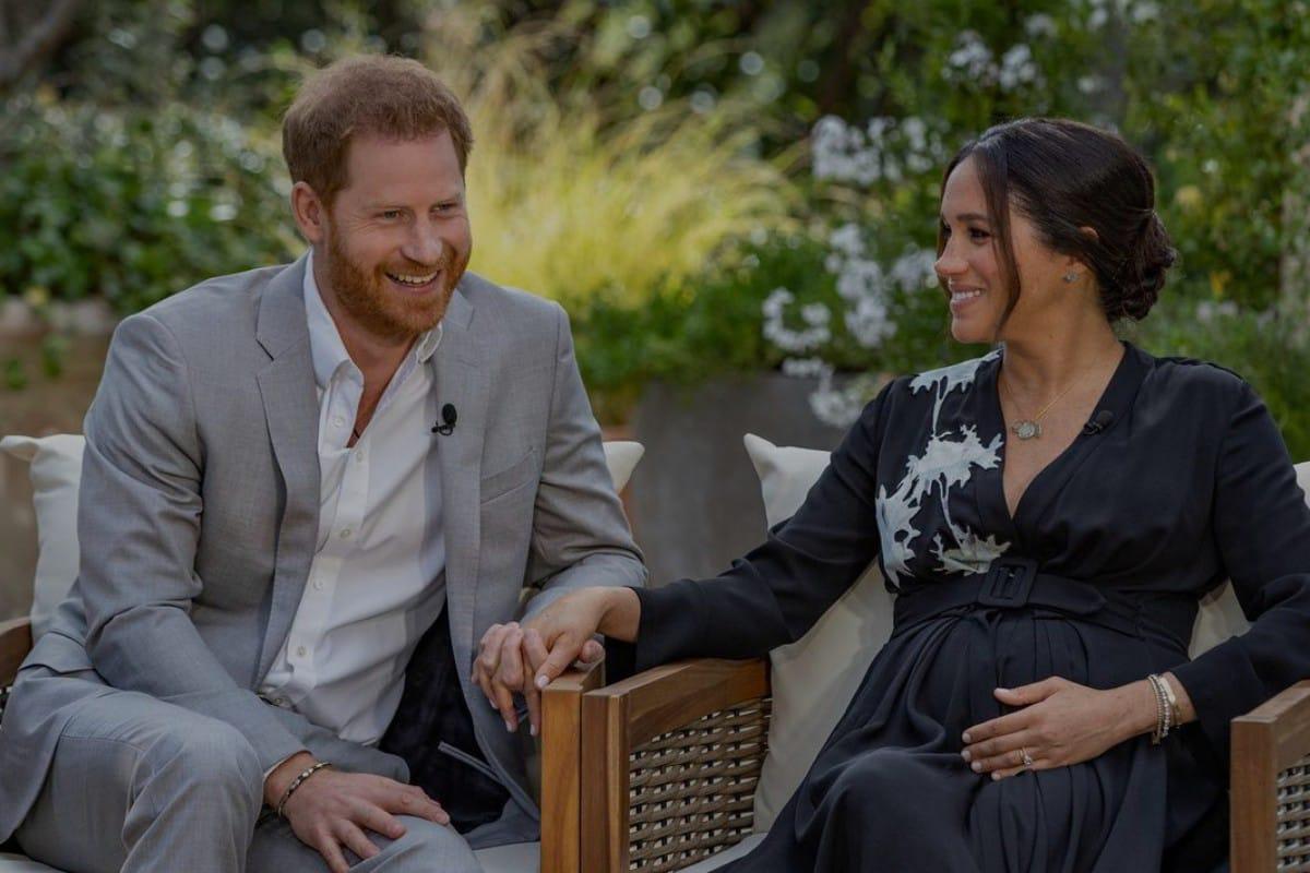 Interview Meghan-Harry Dengan Oprah Winfrey Jadi Sorotan