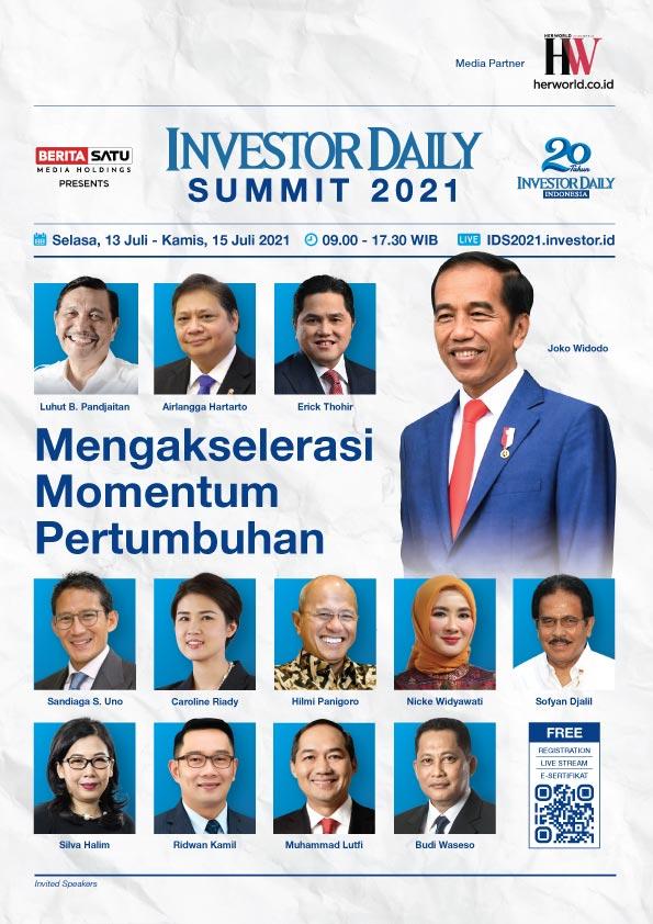 INVESTOR DAILY SUMMIT 2021