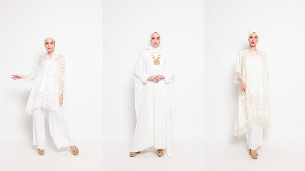 White Garden, Koleksi Hari Raya Serba Putih Itang Yunasz