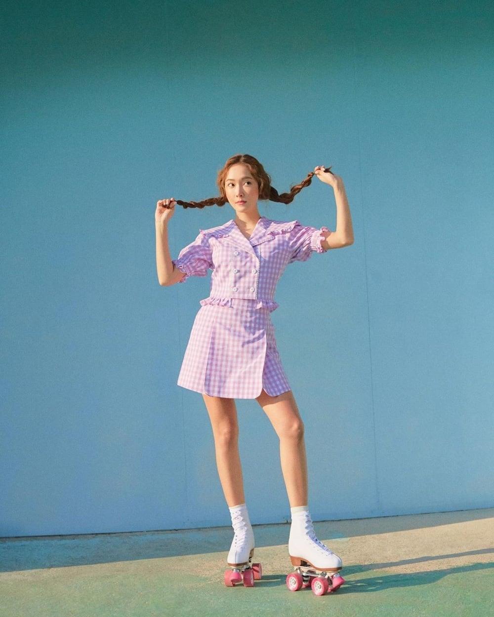 Mengintip Kehidupan Jessica Jung Sebagai Fashion Director