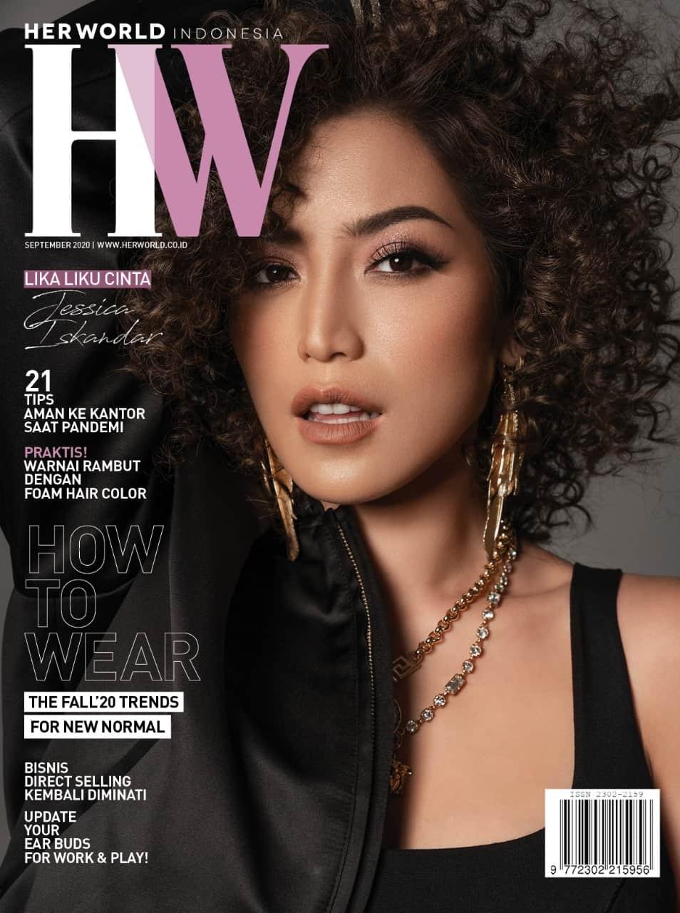 Jessica Iskandar Cover September 2020