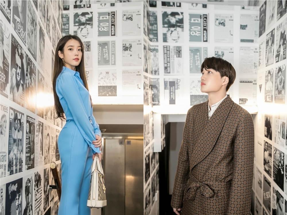Mengintip Ekshibisi Gucci Bersama IU Dan Kai Exo Di Seoul