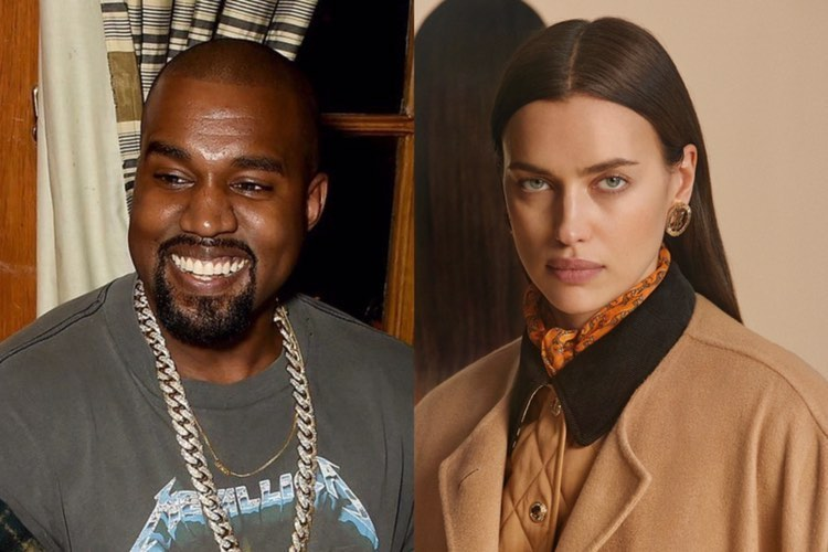 Kanye West Dan Irina Shayk Dikabarkan Pacaran