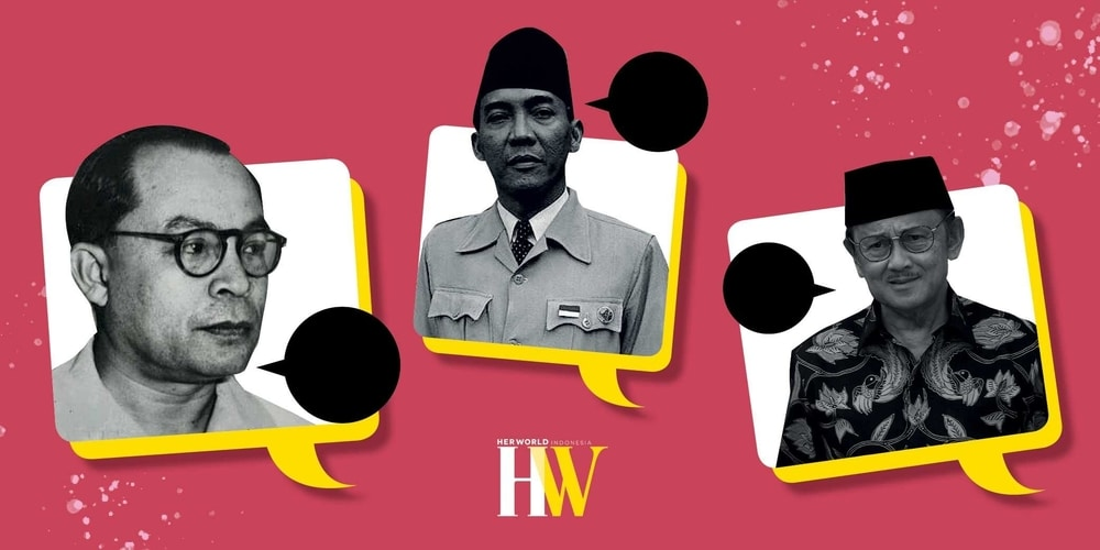 Kumpulan Kata Inspiratif Dari Para Tokoh Nasional Indonesia