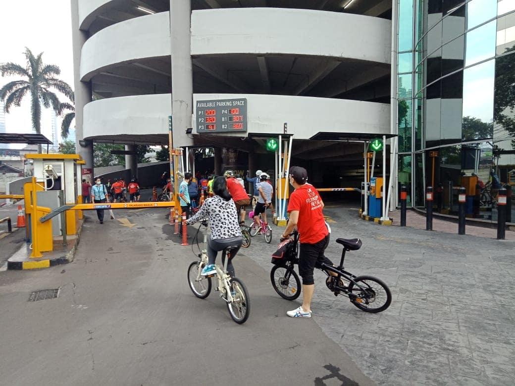 Program Baru Bagi Pesepeda Dari Kuningan City