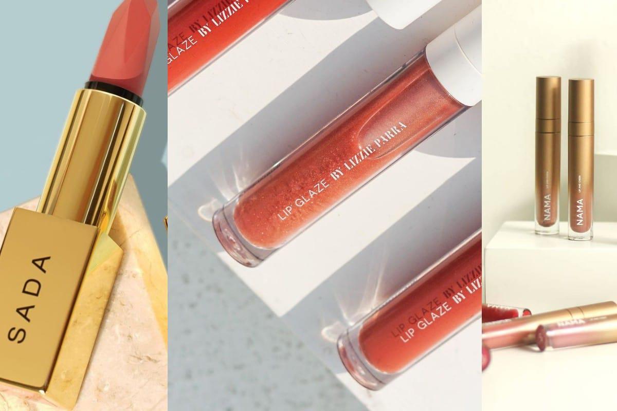 Rekomendasi Lipstik Lokal Untuk Bibir Hitam