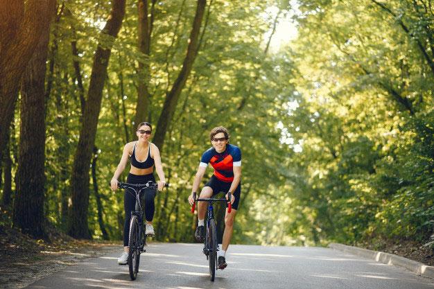Lagi Tren, Ini Manfaat Bersepeda Bagi Kesehatan