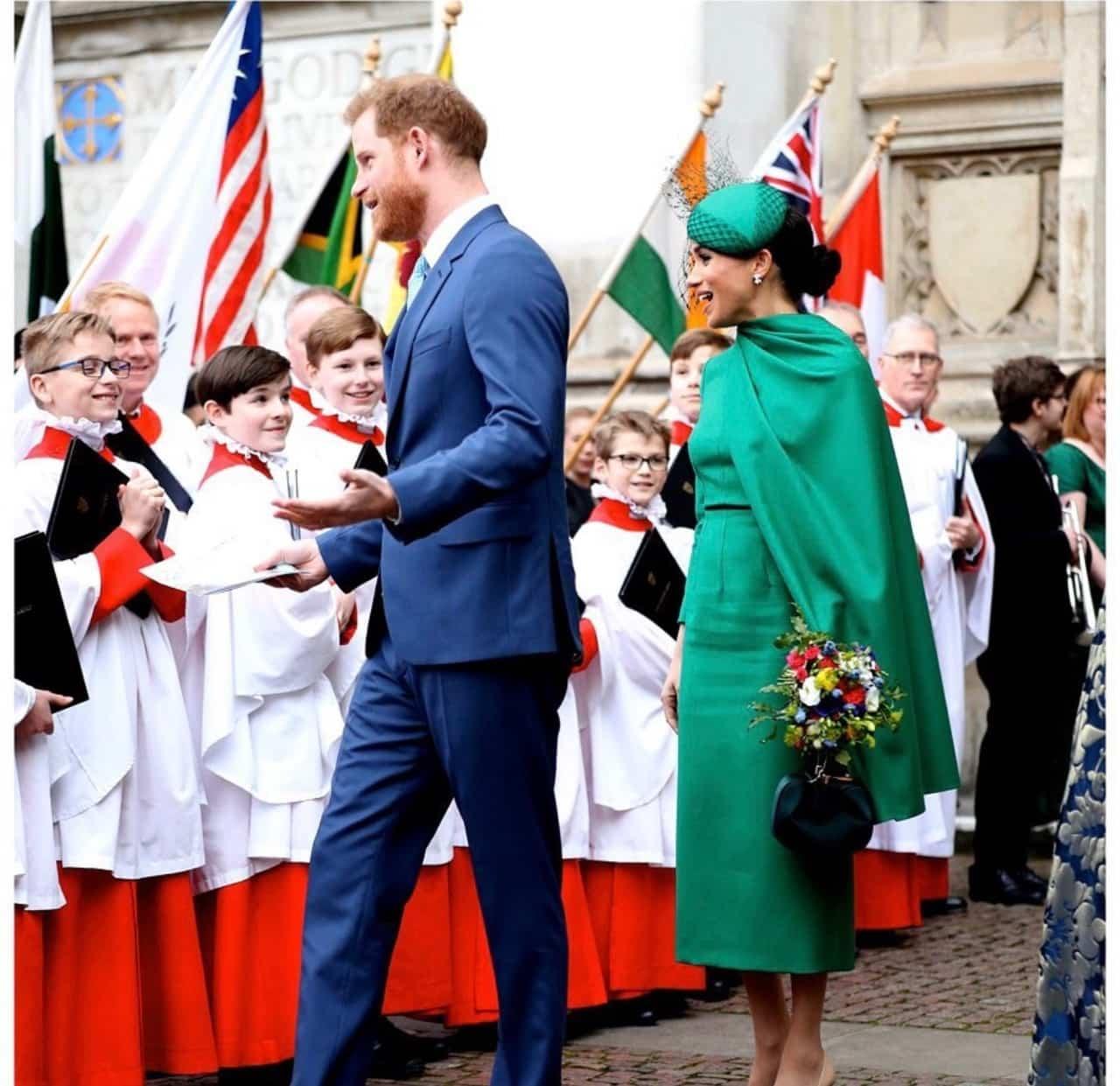 Meghan Markle Dan Pangeran Harry Lahirkan Anak Kedua