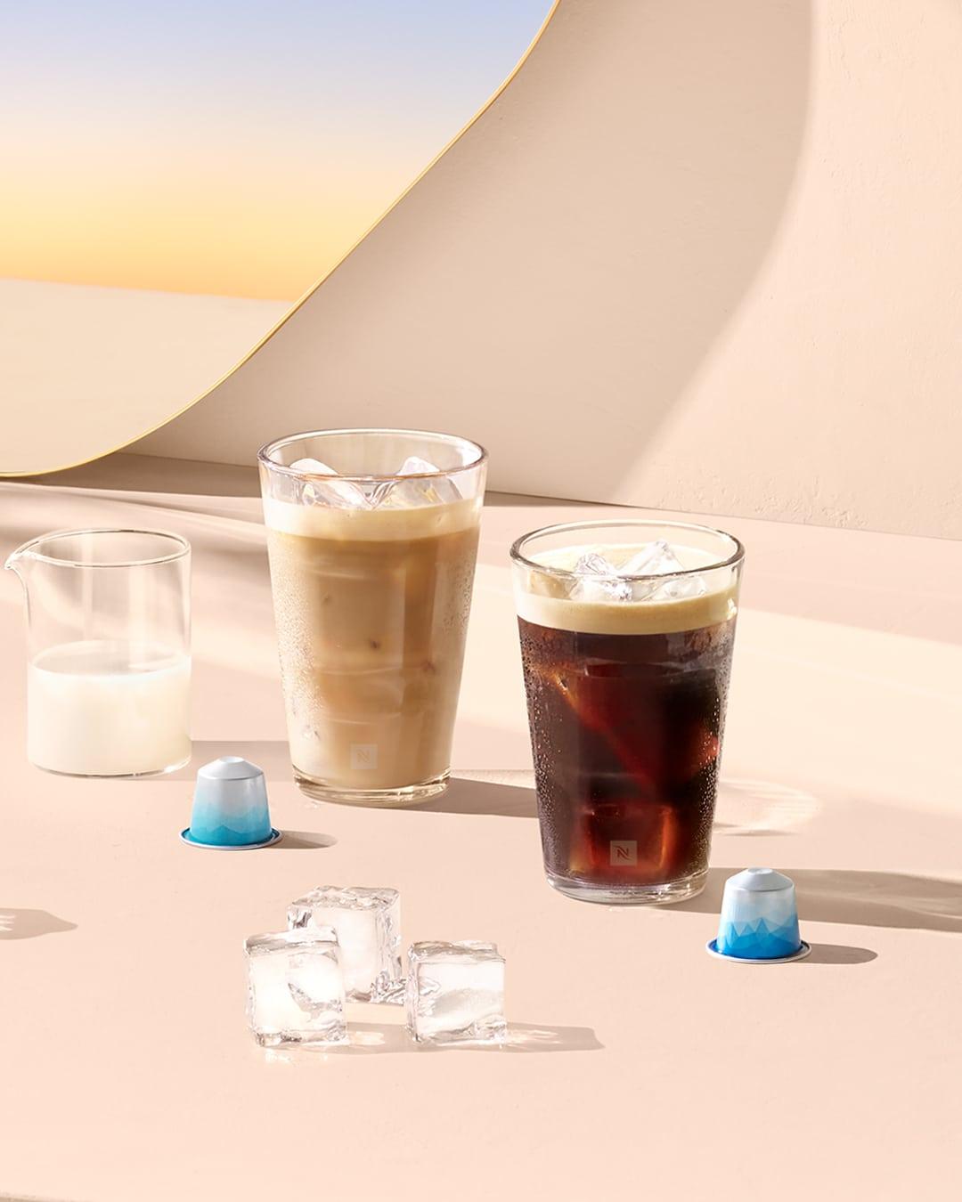 Racikan Baru Barista Creations for Ice Dari Nespresso