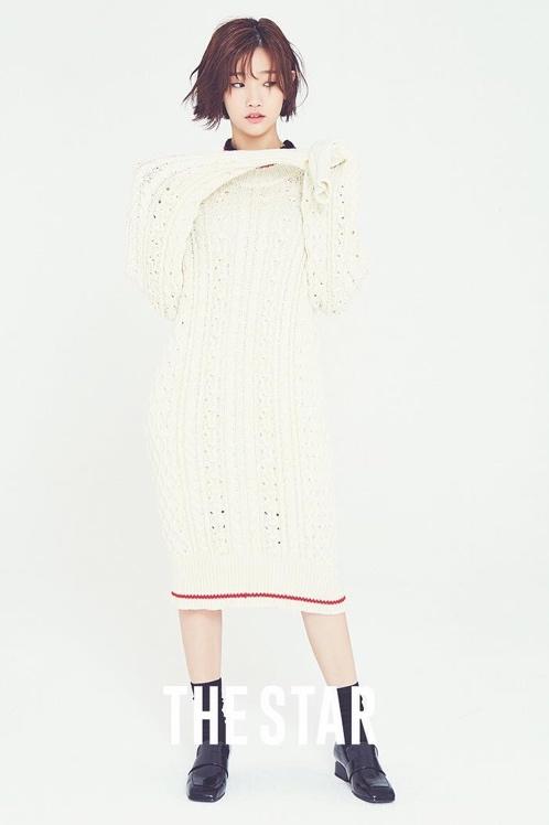 Model Rambut Pendek Sebahu Layer Ala Seleb Korea