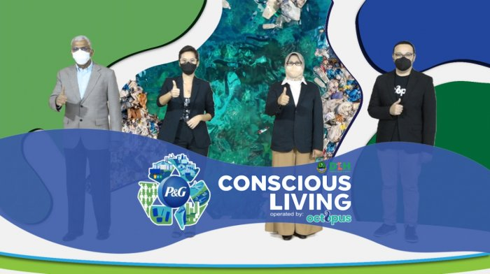 Mengenal Program Conscious Living dari P&G Indonesia