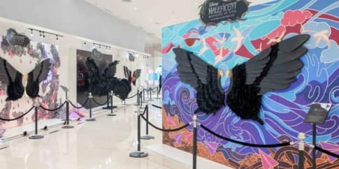 7 Seniman, 3 Desainer Hadirkan Wujud Lain 'Maleficent'