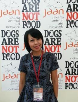 Stop Konsumsi Daging Anjing