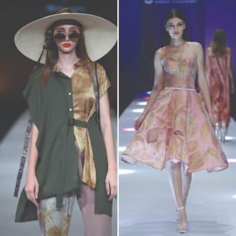 JFW 2020: 'Eco Fashion' Ala Humbang Kriya