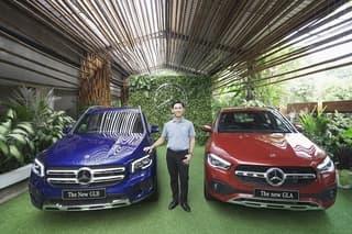 Mercedes-Benz Luncurkan GLA & GLB Sebagai Model SUV Terbaru