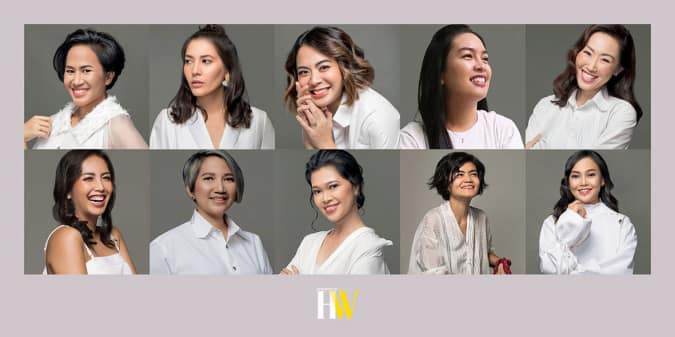 Her World Women of The Year 2019