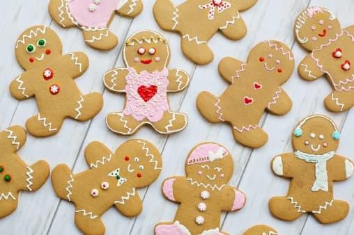 Resep: Kue Jahe atau 'Gingerbread Men' Untuk Hari Natal